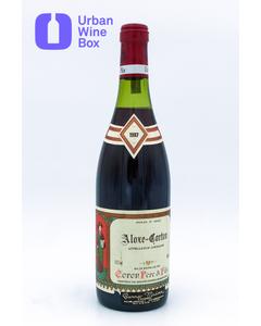 1987 Aloxe-Corton Coron Père & Fils