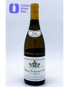 "Puligny-Montrachet 1er Cru ""Les Combettes"" 2016 750 ml (Standard)"