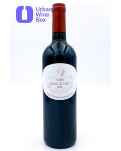 Clos Saint-Julien 2015 750 ml (Standard)