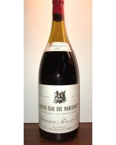 "Beaune 1er Cru ""Les Marconnets"" 1981 1500 ml (Magnum)"