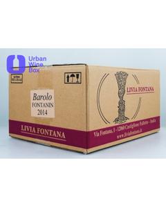 "2014 Barolo ""Fontanin"" Livia Fontana"