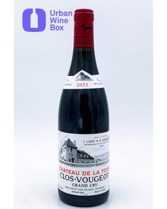 Clos Vougeot Grand Cru 2011 750 ml (Standard)