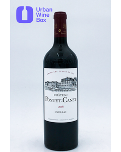 Pontet-Canet 2016 750 ml (Standard)