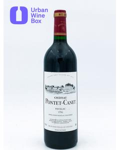 1996 Pontet-Canet Chateau Pontet-Canet