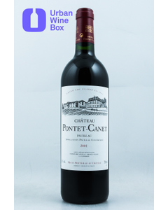 Pontet-Canet 2001 750 ml (Standard)
