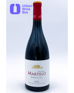 "Rioja Reserva ""Martelo"" 2014 750 ml (Standard)"