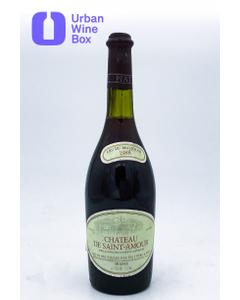 Saint-Amour 1988 750 ml (Standard)