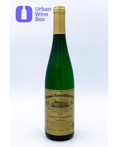 """Riesling Halbtrocken """"Graacher Himmelreich Spätlese - Haus Klosterberg"""" 1988 750 ml (Standard)"""