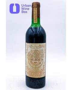 Pichon-Longueville Baron 1980 750 ml (Standard)
