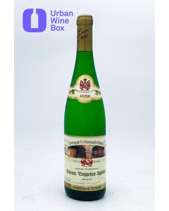 """1992 Riesling Spätlese """"Erdener Treppchen"""" Weingut Schwaab-Kiebel"""