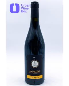 """Amarone """"Le Arche"""" 2011 750 ml (Standard)"""