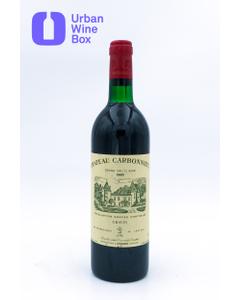 1983 Carbonnieux Rouge Chateau Carbonnieux