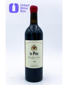 """Le Puy """"Cuvée Emilien"""" 2016 750 ml (Standard)"""