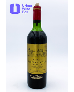 Durfort-Vivens 1976 750 ml (Standard)