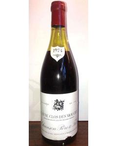 "Beaune 1er Cru ""Clos des Mouches"" 1974 750 ml (Standard)"