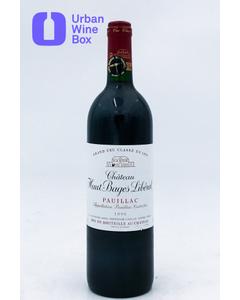 Haut-Bages Libéral 1996 750 ml (Standard)