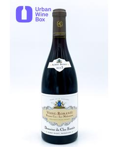 "Vosne-Romanée 1er Cru ""Les Malconsorts"" 2013 750 ml (Standard)"