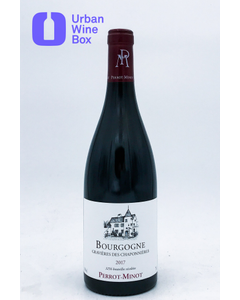 """2017 Bourgogne Rouge """"Gravieres des Chaponnieres"""" Domaine Perrot-Minot"""