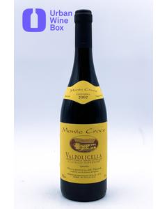 """Valpolicella Classico Superiore """"Monte Croce"""" 2002 750 ml (Standard)"""