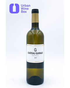 Bordeaux Blanc Sec 2019 750 ml (Standard)