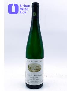 """Riesling Spätlese """"Kanzemer Altenberg"""" 2001 750 ml (Standard)"""