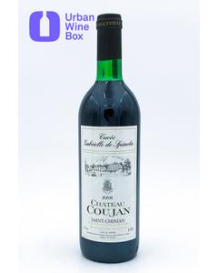 """1991 Coujan """"Cuvée Gabrielle de Spinola"""" Chateau Coujan"""
