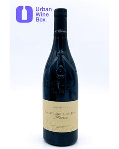 Chateauneuf-du-Pape Réserve 2016 750 ml (Standard)