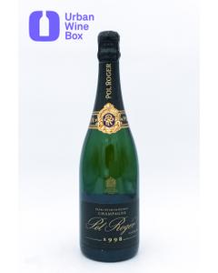 """Vintage """"Extra Cuvée de Réserve"""" 1998 750 ml (Standard)"""