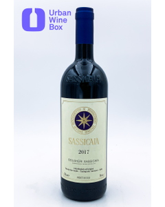 Sassicaia 2017 750 ml (Standard)