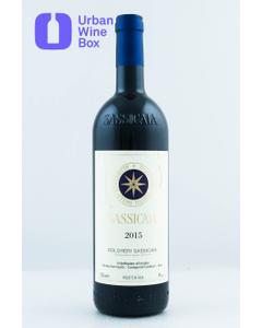 Sassicaia 2015 750 ml (Standard)