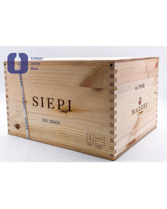 "Rosso ""Siepi - Castello di Fonterutoli"" 2015 750 ml (Standard)"