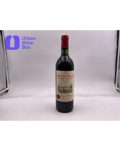 Grand Corbin-Despagne 1982 750 ml (Standard)