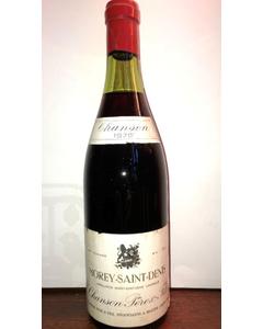 1970 Bourgogne Pinot Noir Domaine Chanson