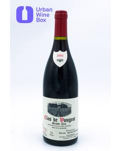 Clos de Vougeot Grand Cru 2001 750 ml (Standard)