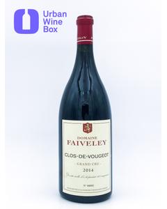 2014 Clos de Vougeot Grand Cru Domaine Faiveley