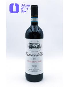 """Rosso di Montalcino """"Giovanni Neri"""" 2018 750 ml (Standard)"""