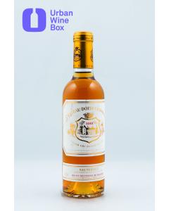 Sauternes 2001 375 ml (Half)