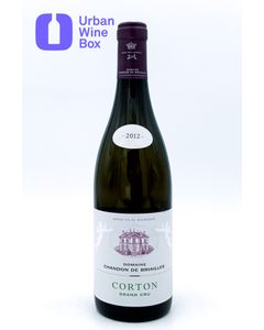 Corton Blanc Grand Cru 2012 750 ml (Standard)