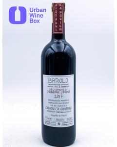 "Barolo ""Grinzane Cavour"" 2017 750 ml (Standard)"