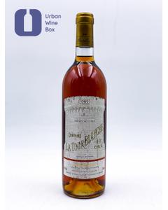 Sauternes 1er Cru Classé 1989 750 ml (Standard)
