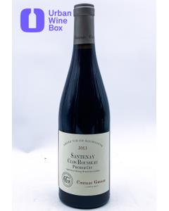 "Santenay 1er ""Clos Rousseau"" 2013 750 ml (Standard)"
