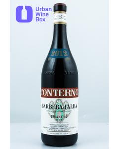 """Barbera d´Alba """"Francia"""" 2012 750 ml (Standard)"""