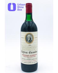 Lafleur Chevalier 1970 750 ml (Standard)
