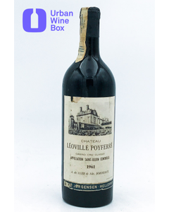Léoville Poyferré 1961 750 ml (Standard)