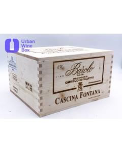 """Barolo """"del Comune Castiglione Falletto"""" 2016 750 ml (Standard)"""