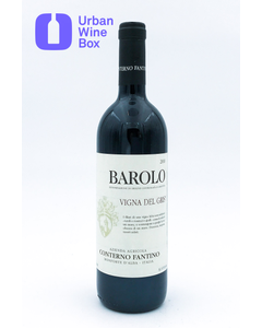 "2010 Barolo ""Vigna del Gris"" Conterno Fantino"