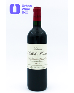 Bellisle Mondotte 2005 750 ml (Standard)