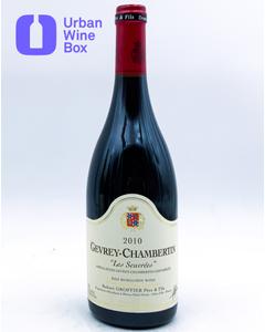 "Gevrey-Chambertin ""Les Seuvrees"" 2010 750 ml (Standard)"