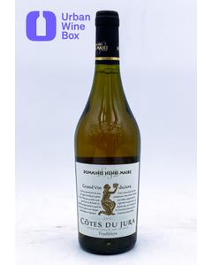 """Côtes du Jura Blanc """"Tradition"""" 2014 750 ml (Standard)"""