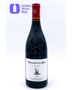 "Chateauneuf-du-Pape ""Optimus"" 2016 750 ml (Standard)"
